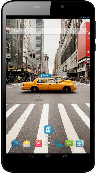 [Conrad] Odys Xelio Phonetab 3 LTE (6,96'' HD IPS, Snapdragon 410 Quadcore, 1GB RAM, 8GB intern, microSD, GPS, Android 5.0) für 88,89€