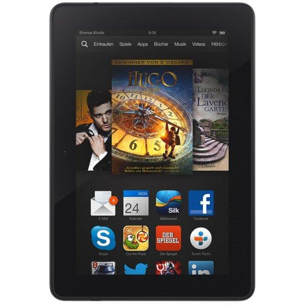 Kindle Fire HDX 7.0 Tablet WLAN + 4G LTE bei Talk-Point-Shop für 149,99