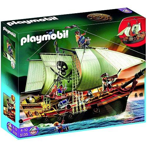 PLAYMOBIL - Piraten-Beuteschiff - 5135 Kinder Spielzeug, 52,92 EUR @ toysrus