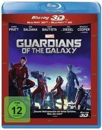 Guardians of the Galaxy [3D Blu-ray + 2D] für 16,58€ bei Thalia.de