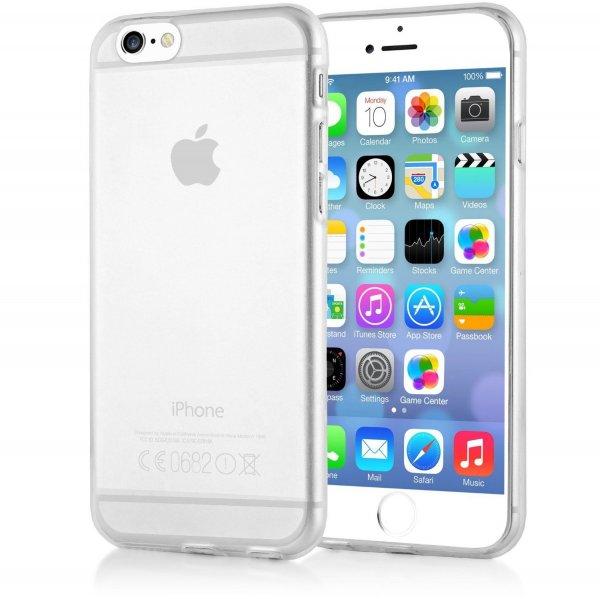 iPhone 6 Plus TPU Hülle transparent