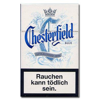 Chesterfield Zigaretten gratis