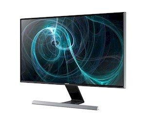 SAMSUNG / LS 24 D 590 PLX /  24 Zoll Full-HD Monitor / Reaktionszeit: 5 ms / @MediaMarkt
