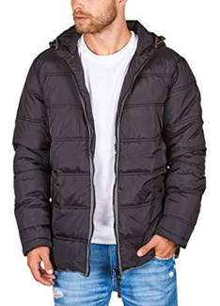 [Amazon Prime Blitzangebot] Indicode Earl Jacket Herren Winter Jacke Kapuzenjacke 59,95