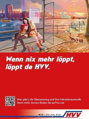 Hamburg & Umland: HVV Abokarte mit € 50 Bonus