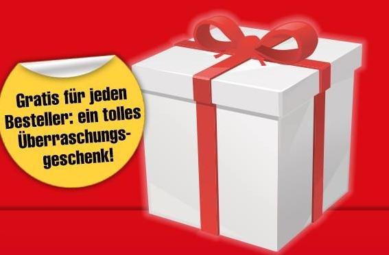 Bild Zeitung 2 Wochen testen und Überraschungsgeschenk erhalten!