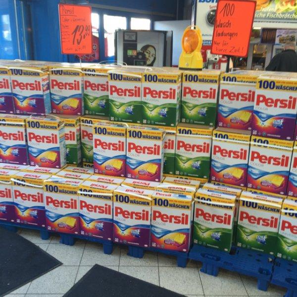 Persil 100 Wäschen für 13,99 lokal Boni Witten