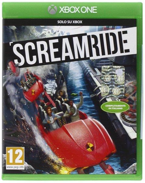 Screamride (Xbox One) für 13,71€ bei Amazon.it