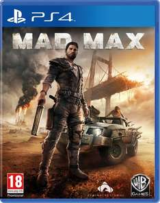 Mad Max (PS4) 41,99 @ Zavvi