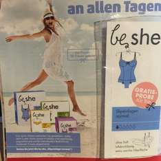 Be she Slipeinlage Gratis Bundesweit