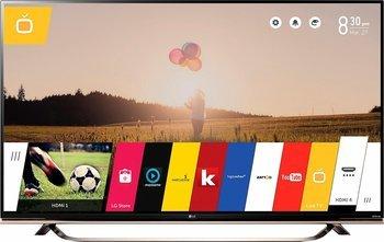 [Mediamarkt] LG 55UF8519 139 cm (55 Zoll) Fernseher (Ultra HD, Triple Tuner, 3D, Smart TV)  für 1399,-€ Versandkostenfrei