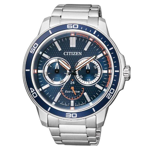 [Vaola + Uhrcenter] Citizen Eco-Drive BU2040-56L Herren Edelstahluhr für 125,10€ incl.Versand!