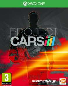[Amazon.fr] Project Cars (XBOX One) für 31,61€ inkl. Versand