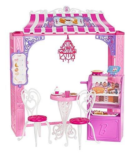 [Amazon Prime] Mattel Barbie CCL74 - Malibu Ave Bäckerei, inklusive vieler Accessoires für 12,39€