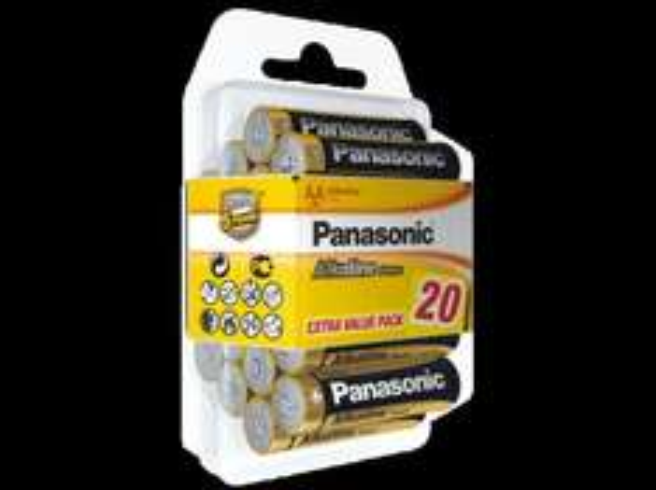[MediaMarkt.de] 20x Panasonic AA oder AAA Batterien für 3,00 bzw. 4,00 EUR