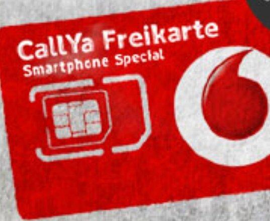CallYa Karte