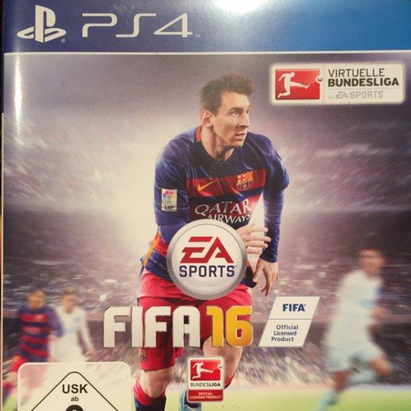 FIFA 16 mit Newsletter 54,44€ bei Conrad
