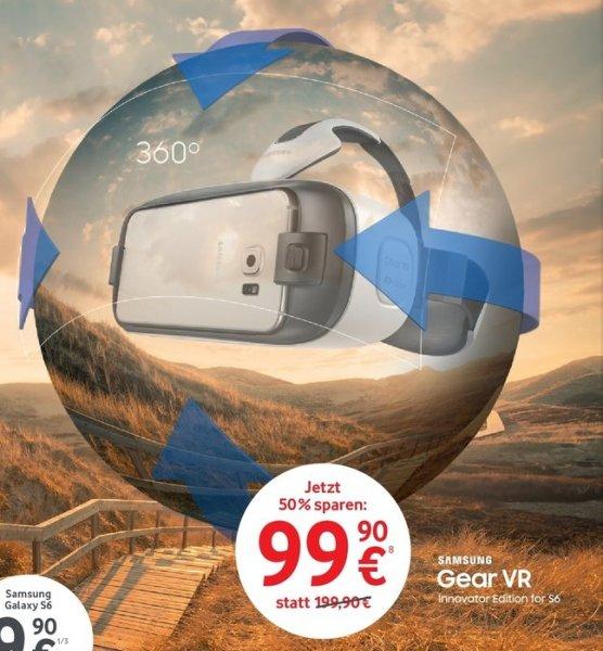 [Lokal Vodafone Dortmund] Samsung Gear VR für Galaxy S6 für 99,90€