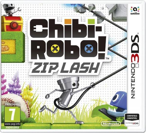 (3DS/Amazon Spanien) Chibi-Robo! Zip Lash für 26,36 € vorbestellen