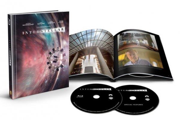 [amazon.uk] Interstellar (Limited 2-Disc Digibook Edition) [Blu-ray]  - wieder verfügbar
