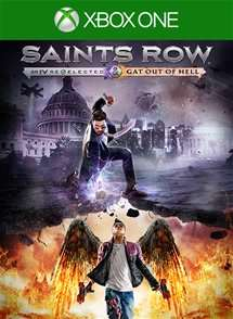 [SimplyGames.com] Saints Row IV Re-elected & Gat out of Hell (Xbox One) für 20,87€ inkl. VSK