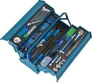 Heyco Werkzeugkasten komplett mit Modulen, 96-tlg, für 149€ statt 258,85€ @Screwfix
