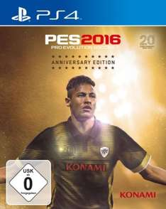 [amazon.de] Pro Evolution Soccer Anniversary Edition (PS4)
