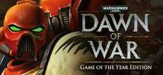 [Steam] Warhammer® 40,000: Dawn of War® - Game of the Year Edition gratis (wahrscheinlich Bug!)