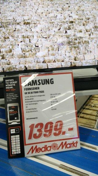 Samsung 55JU7590 (lokal Weiterstadt)