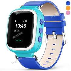 GW002 Kinder Bluetooth Smartwatch mit SIM-Funktion, SOS, GPS Positioning. Anti-Lost, Schlaf-Monitor, Pedometer @tinydeal