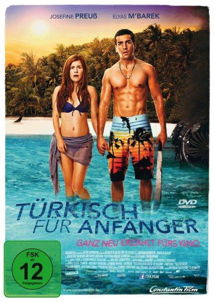 Türkisch für Anfänger DVD od. Blueray 9,97 @Amazon Prime od. Buchtrick