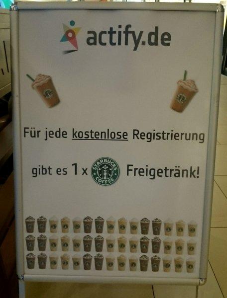 Freigetänk Starbucks Loop 5 Darmstadt-Weiterstadt (Lokal)