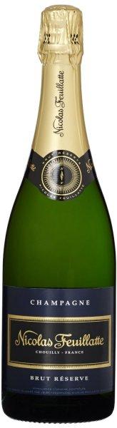 Champagne Nicolas Feuillatte Brut Réserve pro Flasche 20 Euro