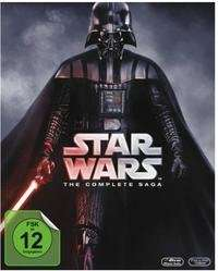 [thalia.de] Star Wars - Complete Saga I-VI (Blu-Ray)