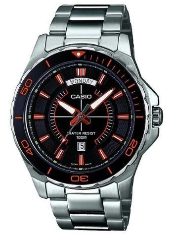 [Uhr.de] Casio Collection MTD-1076D-1A4VEF Herren Edelstahluhr für 53,91€ incl.Versand!