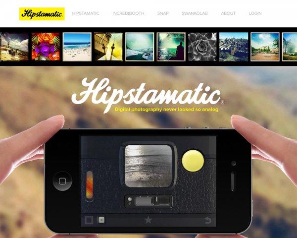 Hipstamatic für iOS kostenlos statt 1,99€