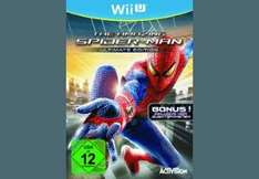 The amazing Spiderman Nintendo Wii U