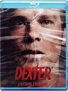 [Amazon.it] Dexter Staffel 8 Blu-Ray inkl. deutschem Ton für 15,55€