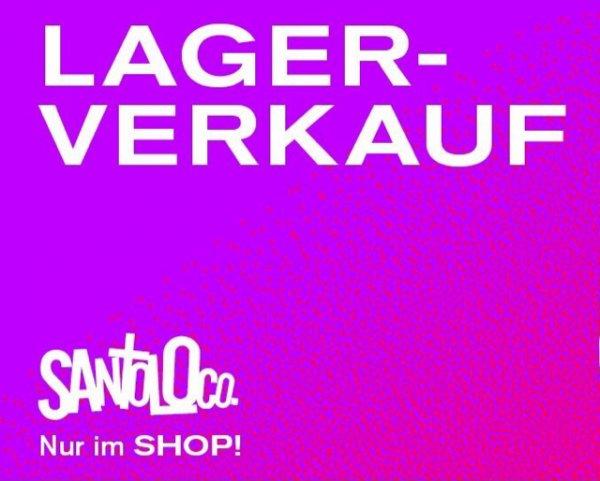 [lokal München] Großer Lagerverkauf bei SantoLoco