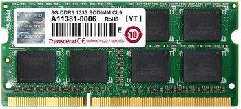 [Conrad] Ausverkauft Notebook-Arbeitsspeicher Transcend JetRam JM1333KSH-8G 8 GB DDR3-RAM 1333 MHz | 2 x 8 GB = 16GB  nur 54,83
