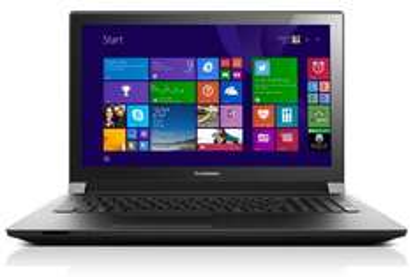 Lenovo B50-30 80ES [Intel Celeron N1840-2x2.16GHz-4GB Ram-500GB HDD, Windows 8] Neu, OVP beschädigt