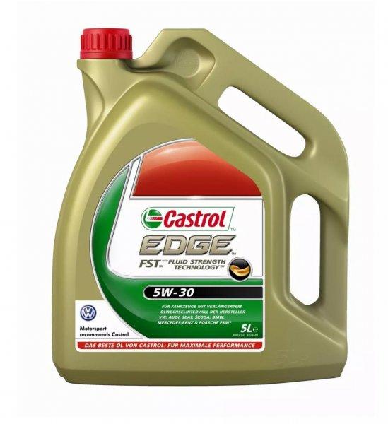 Castrol edge 5w30 longlife Öl 5L