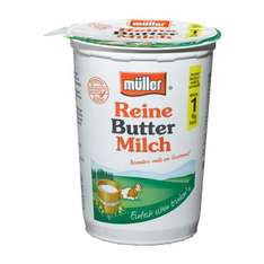 [Edeka Nord] Müller Buttermilch 0,5l 0,33€! 44%-52% Ersparnis.