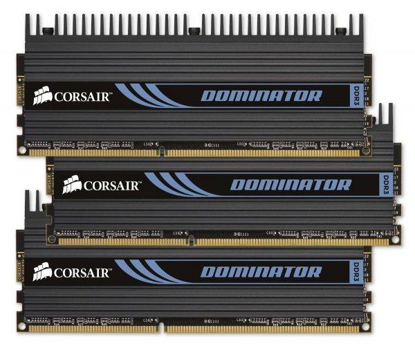 @Amazon: Corsair Dominator 12GB (3x4GB) DDR3 1600 MHz (PC3 12800) Desktop Arbeitsspeicher (CMP12GX3M3A1600C9