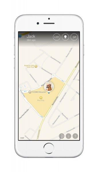 Tractive GPS Tracker für 60€ - GPS Tracker mit Live-Ortung für 4,99€ mtl ohne Vertragslaufzeit *UPDATE*