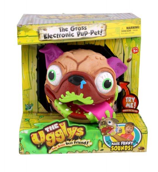 (Spielzeug/Prime) Ugglys Handspielhund mit Sound für 19,30 €