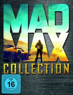 [Blu-ray] Mad Max – Collection (Teil 1 - 4) @ Alphamovies