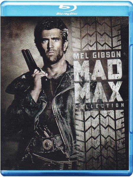 Mad Max Trilogie(Blu-Ray) für 13,57 inkl. VSK bei Amazon.it