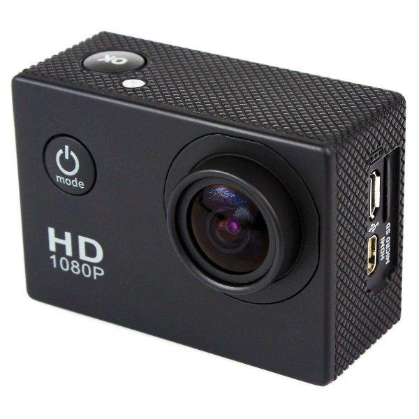Amazon.de: icefox (TM) Outdoor-Action-wasserdichte Kamera, Full-HD-DVR, 1080p-Video, 12MP Action Kamera 1.5 Zoll LCD-170 ° Weitwinkel (Schwarz, Pink oder Blau)