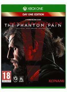 [SimplyGames] Metal Gear Solid V: The Phantom Pain - Day One Edition (XBO) für 43,57€